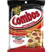 Combos Pepperoni Pizza Crackers